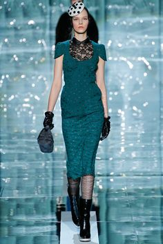 1940s Inspired - Marc Jacobs Fall 2011