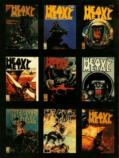 Heavy Metal - Vol. 6 No. 4 - 15 Years Of - 1992