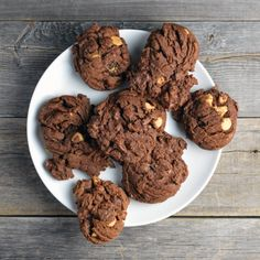 My Heavenly Chocolate Cookies are decadent and over-the-top delicious. Enjoy with a hot cup of coffee or an ice cold glass of milk.