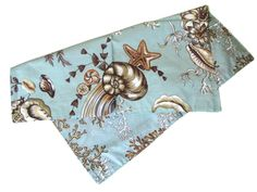 """sea Placemats   Under the Sea 17"""" Round Quilted Placemat and Cloth Napkin Set"""