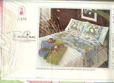Julia pattern sheets from Emilio Pucci, and produced by Springmaid