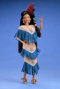 <em>Native American</em> Barbie® Doll | dolls-of-the-world-north-america | The Barbie Collection