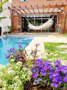 Piscina con pergola Outdoor Decor, Home Decor, Swiming Pool, Decoration Home, Room Decor, Interior Decorating