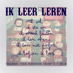 Meer #leertips op http://www.pinterest.com/ekkomikndrcch/leren-leren/ of volg…