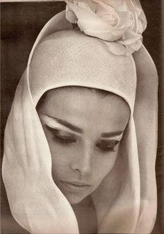 Fashion for Harper's Bazaar, April 1962