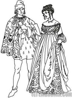 51 Best Dress: Renaissance (14th - 17th Century) images in
