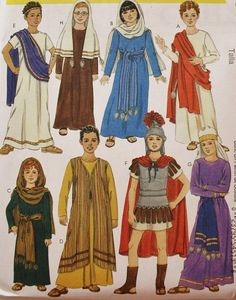 Wise men costumes child christmas craft pinterest wise man sewing pattern costume boys girls christmas story passion play roman guard mary and joseph shepherd childrens mccalls m5905 xsm sml solutioingenieria Choice Image