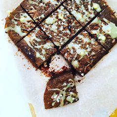 Triplacsokis brownie (glutén-, szója-, cukor-, laktózmentes) | Chez Sandra