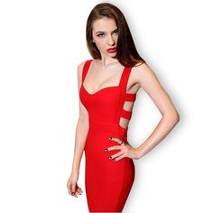 Hot Sales 2016 Summer New Sexy Women Bodycon Bandage Dress Vintage Party Evening Club Girl Clothes Vestidos de festa Sheath-in Dresses from Women's Clothing & Accessories on Aliexpress.com | Alibaba Group