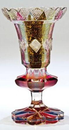 Czech Glass Egermann