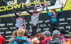 iXS German Downhill Cup #6 Thale: Hoffmann und Reading gewinnen Serienfinale