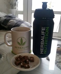 Snack time in between Client calls .. Loving my #chocolate #proteinbars with some #tea and aloe water   #herbalife #workfromhome #teatime #HerbalifeNutrition #level10 #eatclean #getfit by krishnagp