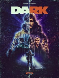 DARK fanart poster by The Sonnyfive || DARK || Netflix Original Series || https://www.netflix.com/hu/title/80100172 || The Sonnyfive || https://www.behance.net/fivetwentyfive