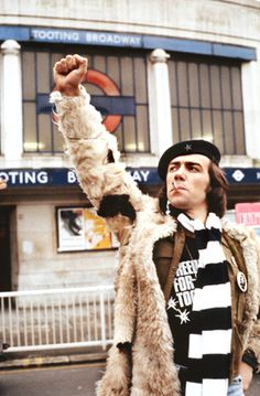 Wolfie Citizen Smith (Robert Lindsay) power to the people! 1970s Childhood, My Childhood Memories, Childhood Toys, Uk Tv, British Comedy, British Tv Comedies, Power To The People, Comedy Tv, Vintage Tv