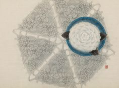 11.吳曉菁-悠悠(四)-工筆設色、廣興原色楮皮羅紋紙-28+x+37+cm-2013.jpg (1600×1196)