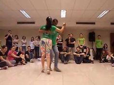 Baila Floripa 2013 - Samba de Gafieira e Samba Funkeado com Léo Fortes e...