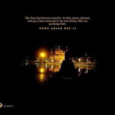 Guru Arjan, Own Home, Bliss, Temple, Peace, Movies, Movie Posters, Films, Temples