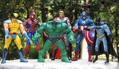 Lot 6 Marvel