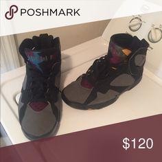 79919203927fea Jordan7 Size 10 negotiable Jordan Shoes Athletic Shoes Womens Jordans