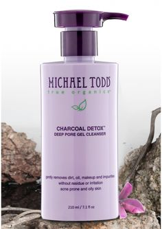 Baby and the Chi's: Michael Todd #ActiveOrganicSkinCare Charcoal Detox Cleanser #Review & #Giveaway