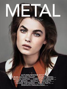 Metal #magazine #cover