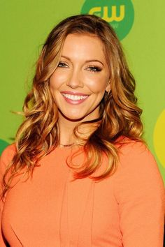 Katie Cassidy at CW Network 2013 Upfront in NYC on May 16, 2013