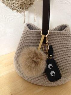 Backpack Purse, Tote Bag, Japanese Knot Bag, Yarn Bag, Basket Bag, Crochet Purses, Handmade Bags, Fashion Handbags, Mini Bag