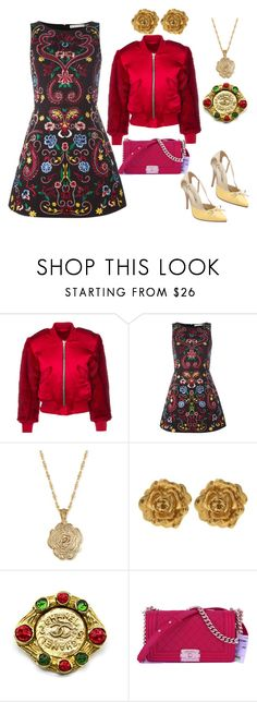 """Без названия #830"" by katya-ukraine on Polyvore featuring мода, Alice + Olivia, 2028, Liberty и Chanel"