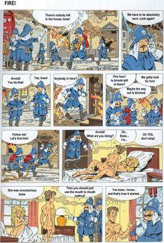 Ισπανικά πορνό κόμικς