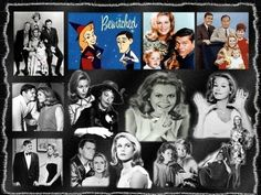 Bewitched..One of my favorite old tv shows. I still enjoy watching it!