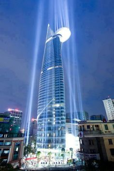 Bitexco Financial Tower, Vietnam