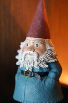 Hey @Brittni Hicks Criess can we have a garden gnome to welcome people? Name him Froderick or something magical? Please?
