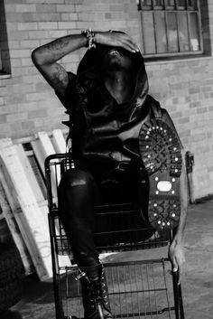 #photography #Goth #fashion #alternative #Zayonce Alternative, Goth, Darth Vader, Photography, Fictional Characters, Fashion, Gothic, Moda, Photograph
