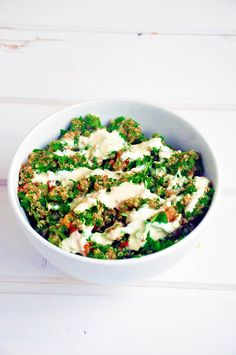 Quinoa Tabbouleh Recipe   Gourmandelle