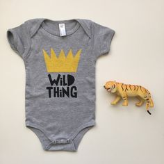 92213fc67 Wild Thing Onesie · Little Rascals Shop · Online Store Powered by Storenvy