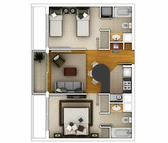 House Plans, Homeschool, Projects To Try, Entryway, New Homes, Floor Plans, Layout, Bed Rooms, House Design