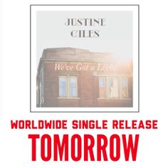 My first single will be available worldwide tomorrow on iTunes, Amazon mp3, and Google Play!