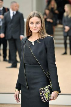 Olivia Palermo Photos Photos - Olivia Palermo arrives at Burberry Prorsum Womenswear Spring/Summer 2014 show during London Fashion Week at Kensington Gardens on September 16, 2013 in London, England. - LFW: Arrivals at Burberry Prorsum — Part 3