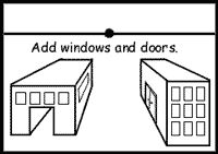 1-point perspective explained clearly and simply