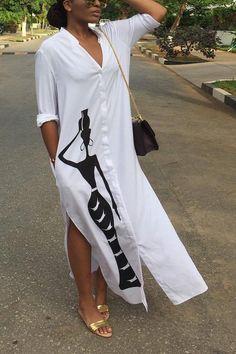 Casual Dresses, Casual Outfits, Fashion Outfits, Maxi Dresses, Dress Fashion, Bodycon Fashion, Sleeve Dresses, Emo Fashion, Stylish Dresses