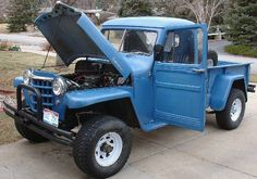 vintage and antique jeeps - Google Search