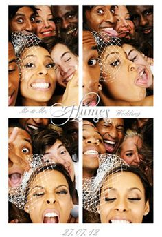 Rochelle poses with Tulisa, Harry Styles, Wretch 32, Reggie Yates and Cobbie Yates