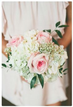 Bouquet without peonies