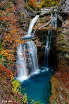 Cave Falls, Ordesa and Monte Perdido National Park, Spain