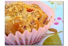 Estou na onda dos muffins salgados. Esse ficou bem gostoso, mas ainda não cheguei no sabor e textura que estou procurando. Mas valeu a pena mesmo assim: Ingredientes da Massa: 1xícaras (chá) …