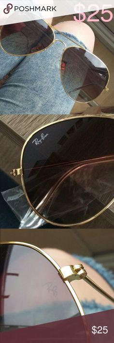 Ray ban sun glasses..brand new Ray ban sun glasses..brand new Victoria's Secret Intimates & Sleepwear Panties