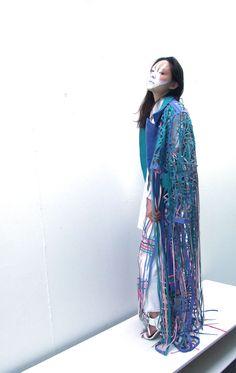 Garment Design Finalist: Eleanor Paulin, Edinburgh College of Art Diversity NOW! 2015 by All Walks