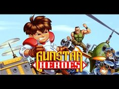 TOP 17 SEGA MEGADRIVE / GENESIS | GUNSTAR HEROES (TREASURE, 1993)