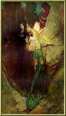 Travels of the Soul   Howard Pyle