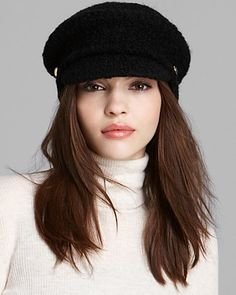 44656849be2b0 Lauren Ralph Lauren Boucle Greek Fisherman Hat Greek Fisherman Hat